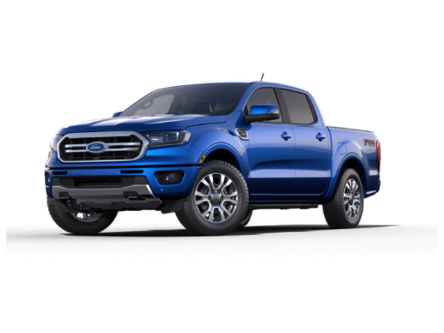 New 2019 Ford Ranger Lariat Truck for sale in Hampton, VA